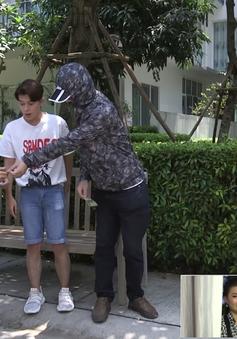 Gia đình 4.0: Con gái và con trai diễn viên Thanh Hương ngất xỉu vì nhịn đói livestream bán hàng quần áo