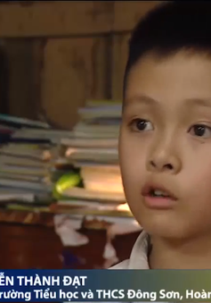 Cậu bé vùng cao vượt 240 km mỗi tuần đi học Tiếng Anh