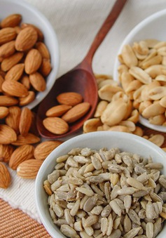 Cải thiện trí nhớ ở người già nhờ hạt đậu phộng