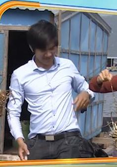 Trải nghiệm lần đầu tiên bắt tôm hùm cùng ca sĩ Hoài Thương