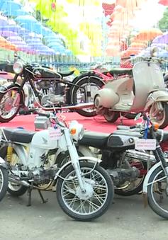 Hàng trăm mẫu xe độc, lạ góp mặt trong ngày hội xe cổ TP.HCM