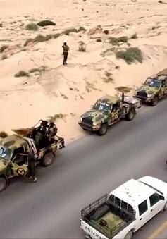 Vòng xoáy nội chiến không có hồi kết tại Libya