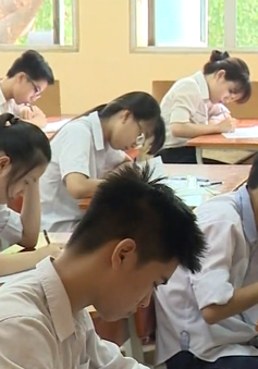 Dễ đạt điểm 7 với đề thi vào lớp 10 môn Toán năm 2019 tại Hà Nội