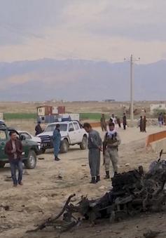 Nổ bom gần căn cứ không quân Mỹ tại Afghanistan, 3 binh sĩ thiệt mạng
