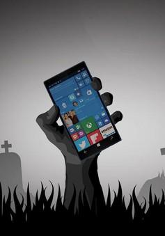 """Đến cả Microsoft cũng đang rời """"con tàu đắm"""" Windows Phone"""