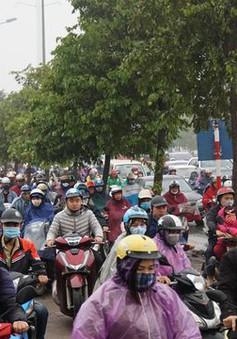 Hà Nội chưa đưa ra quyết định hạn chế xe máy