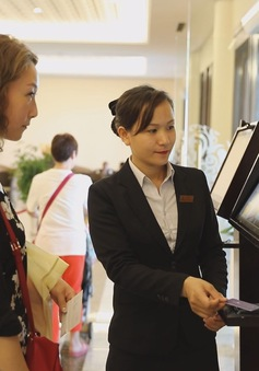 Check-in khi đi du lịch bằng công nghệ