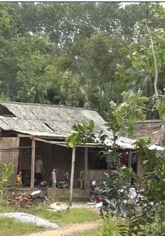 Lốc xoáy tốc mái hàng trăm ngôi nhà tại Hà Tĩnh