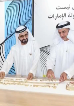 UAE thành lập Bộ Không gì là không thể