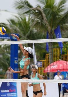 [Diễn biến] Giải bóng chuyền bãi biển nữ thế giới - Tuần Châu Hạ Long 2019 ngày 11/5