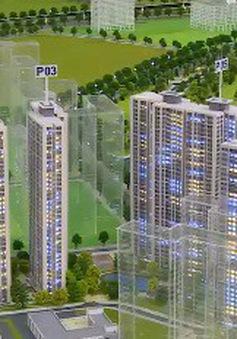 Xu hướng xây đô thị khép kín tại phía Tây Hà Nội