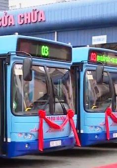 Hà Nội sẽ có thêm 4 tuyến bus sử dụng nhiên liệu sạch