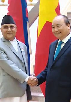 Thủ tướng Nepal thăm chính thức Việt Nam