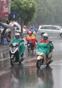 Cảnh báo mưa lớn ở Trung Bộ và Tây Nguyên