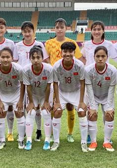 U19 nữ Việt Nam thắng 3-0 trước U19 nữ Nam Phi