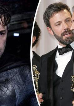 George Clooney khuyên Ben Affleck không nhận vai Người dơi
