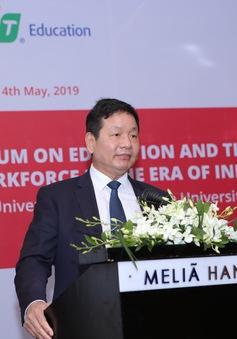 Phát triển nguồn nhân lực chất lượng cao cho cuộc cách mạng công nghiệp 4.0 ở Việt Nam