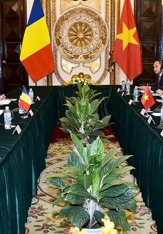 Tham vấn chính trị Việt Nam - Romania