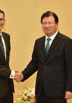 Việt Nam - Pháp đẩy mạnh hợp tác hàng không