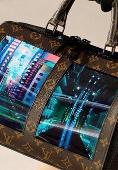 Thiết kế túi tích hợp công nghệ của Louis Vuitton gây bất ngờ giới mộ điệu