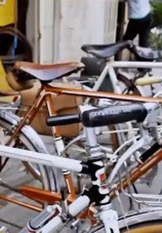 Bộ sưu tập những chiếc xe đạp cổ