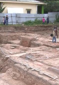 Công bố phát hiện khảo cổ mới tại Hoàng thành Thăng Long