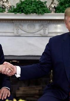 Tổng thống Mỹ Donald Trump sẽ thăm Hàn Quốc vào tháng 6