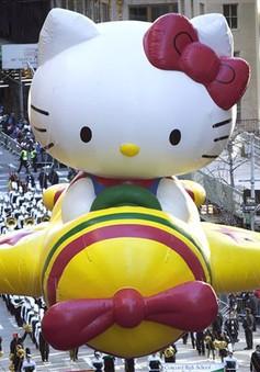 Triển lãm mừng sinh nhật mèo Hello Kitty
