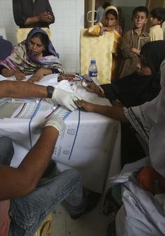 Hàng trăm người bị lây nhiễm HIV tại Pakistan