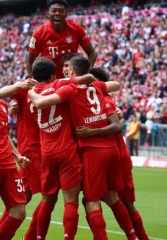 VIDEO HIGHLIGHTS: Bayern Munich 5-1 Frankfurt (Vòng 34 Bundesliga)