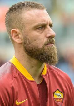 Daniele De Rossi cân nhắc khả năng tiếp tục ở lại Italia chơi bóng