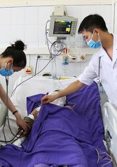Cứu 3 nạn nhân bị bỏng trong vụ cháy lò than tại Quảng Ninh