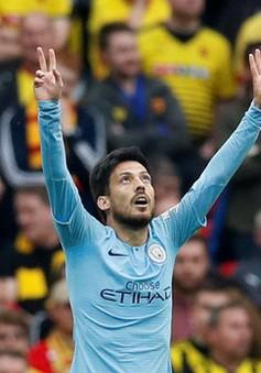 David Silva ấn định thời điểm rời Manchester City