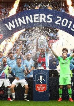 Vùi dập Watford, Man City đoạt ngôi vô địch FA Cup