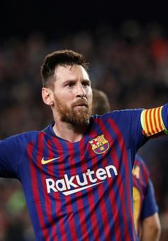 ẢNH: Messi lập siêu phẩm, Barcelona đánh bại Liverpool tại Nou Camp