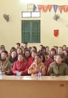 Sẽ vừa xét tuyển vừa thi tuyển đối với giáo viên hợp đồng có thâm niên