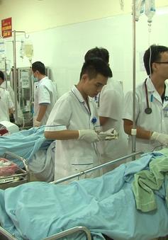 Hà Nội: khám cấp cứu cho hơn 7.700 trường hợp trong 5 ngày lễ