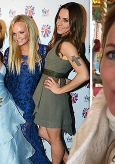 Geri phủ nhận nội bộ Spice Girls rạn nứt