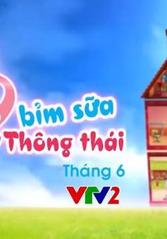 Mẹ bỉm sữa thông thái: Cẩm nang nuôi dạy trẻ cho các bà mẹ trên sóng VTV2