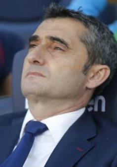 Nóng: Barcelona sa thải HLV Valverde