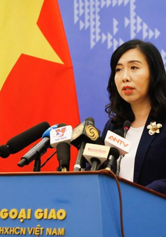 Việt Nam phản hồi tuyên bố của Tổng thống Trump về thương mại song phương