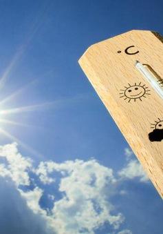Nắng nóng diện rộng quay trở lại Bắc Bộ và Trung Bộ