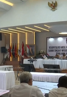 Phe đối lập ở Indonesia kiện về kết quả bầu cử