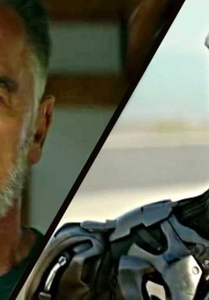 "Terminator: Dark Fate tung trailer ""khủng"" khiến fan hào hứng"