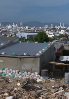 Nhiều khu dân cư xây dựng trái phép ở Nha Trang