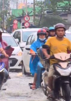 Khuyến cáo người dân khi tham gia giao thông mùa mưa
