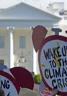Hạ viện Mỹ thông qua dự luật duy trì Thỏa thuận khí hậu Paris