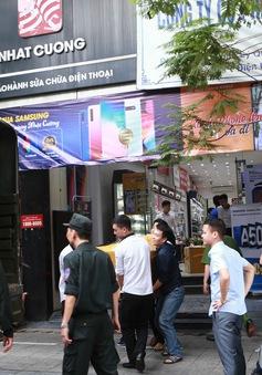 Nhật Cường chỉ là 1 trong 63 đơn vị cung cấp dịch vụ phần mềm cho Hà Nội