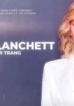 Gu thời trang của diễn viên Cate Blanchett