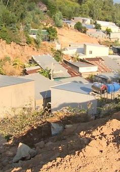 Ngăn chặn lấn chiếm núi, xây nhà trái phép tại Nha Trang